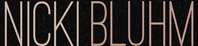 Nicki Bluhm Logo